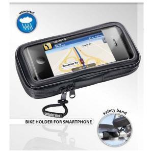 """Voděodolný držák na řídítka Interphone-pro 4,3"""" Smartphone"""
