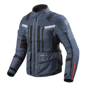 Bunda na motorku Revit Sand 3 modro-černá výprodej