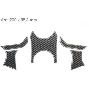 Carbonový polep brýlí Print - BMW R 1200 GS (08-14) výprodej