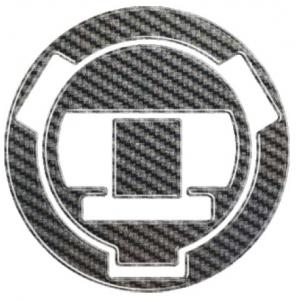 Carbonový polep víčka nádrže Print - BMW (2007) výprodej