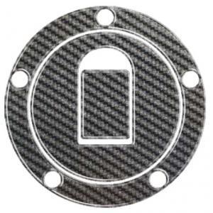 Carbonový polep víčka nádrže Print - Kawasaki (00-05) výprodej