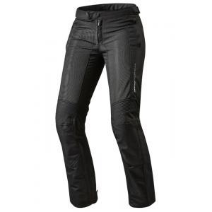 Dámské kalhoty na motorku Revit Airwave 2 černé výprodej