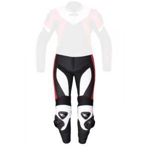 Dámské kalhoty Tschul 736 černo-bílo-červené výprodej