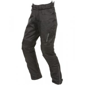 Dámské prodloužené kalhoty na motorku Ayrton Trisha černé
