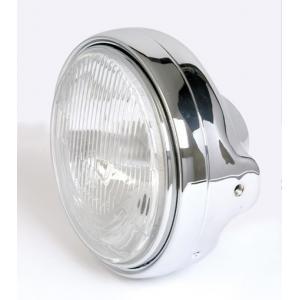 Hlavní světlo LTD 7 chromované