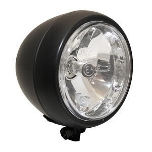 Hlavní světlo s parkovacím světlem černé