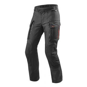 Kalhoty na moto Revit Sand 3 černé výprodej