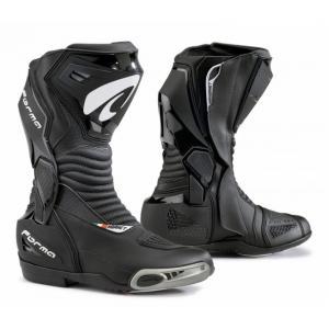 Boty na motorku Forma Hornet černé
