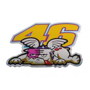 Nálepka 3D 46 Valentino Rossi