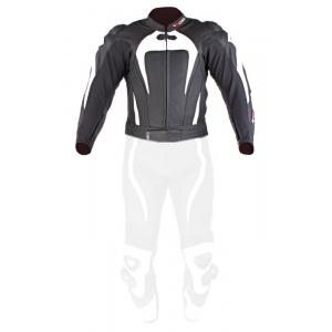 Pánská bunda Tschul 575 černo-bílá
