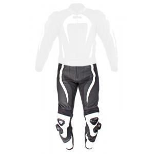 Pánské kalhoty Tschul 575 černo-bílá