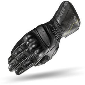 Pánské rukavice na motorku Shima STX černé