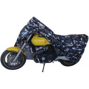 Plachta na motorku Motozem Camuflage