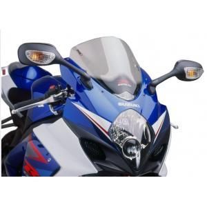 Plexi na moto kouřové Puig-Suzuki GSX-R 1000 (07)