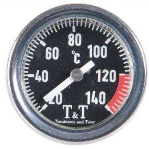 Teploměr oleje T&T Gauge - různé motocykly výprodej