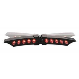 Universální LED zadní světlo Shin-Yo X-Wing černé