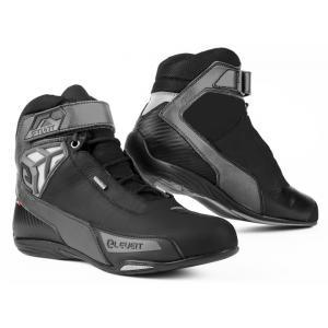 Boty na motorku Eleveit Stunt WP černé