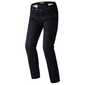 Zkrácené jeansy na motorku Rebelhorn Classic II černé