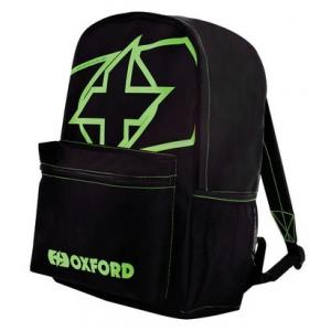 Batoh Oxford X-Rider černo-zelený