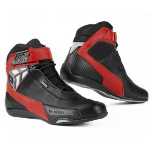 Boty na motorku Eleveit Stunt WP černo-červené