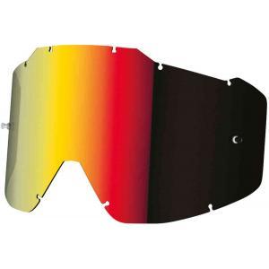Červeně iridiové sklo do brýlí Shot Assault/ Iris