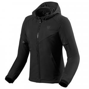 Dámská bunda na motorku Revit Afterburn H2O černá