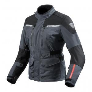 Dámská moto bunda Revit Horizon 2 antracit/černá