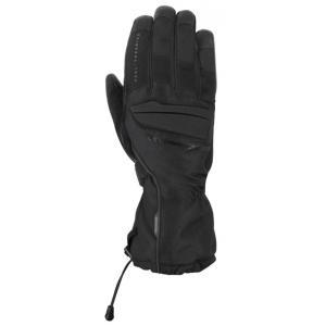 Dámské rukavice na motorku Oxford Convoy 2.0 černé