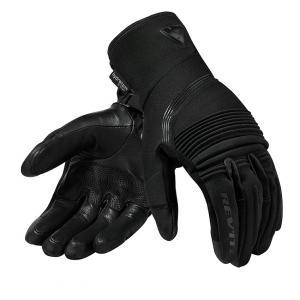 Dámské rukavice na motorku Revit Drifter 3 H2O černé výprodej