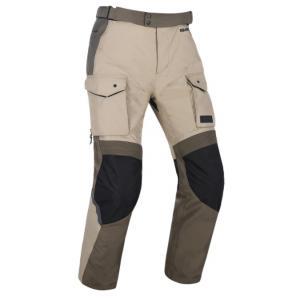 Kalhoty na motorku Oxford Advanced Continental pískové