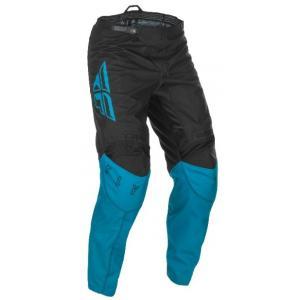 Motokrosové kalhoty FLY Racing F-16 2021 modro-černé