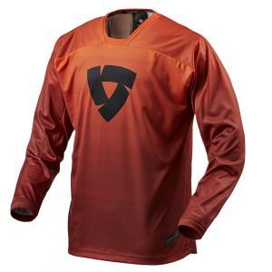 Motokrosový dres Revit Scramble červený