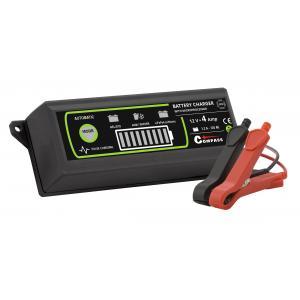 Nabíječka baterií 12V 4Amp PB/GEL/AGM/LiFePO4