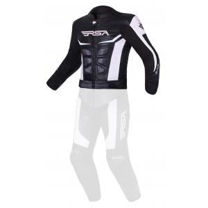 Pánská bunda RSA Blade černo-bílá
