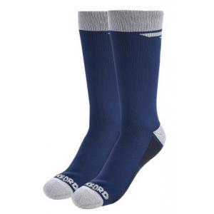 Voděodolné ponožky Oxford s klimatickou membránou modré
