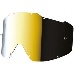 Zlatě iridiové sklo do brýlí Shot Assault/ Iris