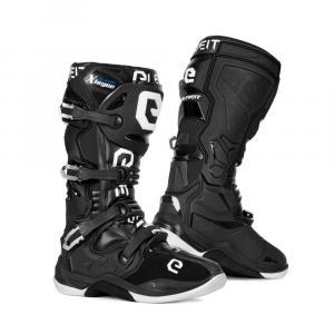Boty na motorku Eleveit X-Legend černé