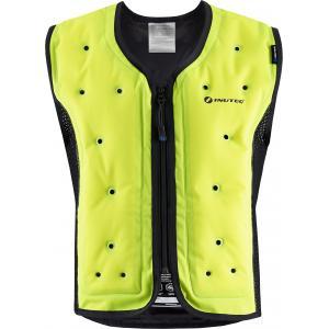 Chladicí vesta na motorku Inuteq Bodycool Smart fluo žlutá