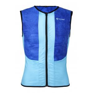 Chladicí vesta na motorku Inuteq Bodycool Xtreme modrá