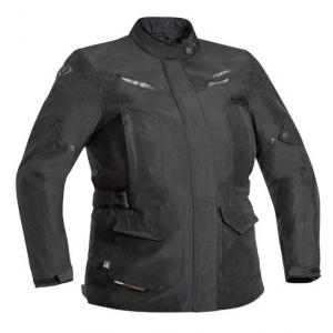 Dámská bunda na motorku IXON Summit 2-C černá