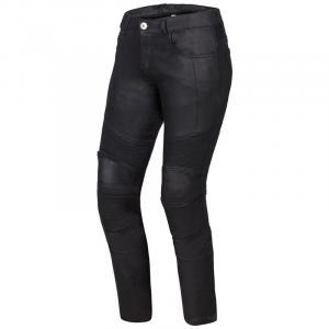 Dámské jeansy na motorku Ozone Roxy černé
