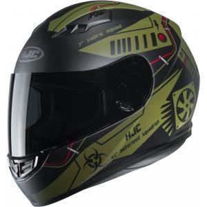 Integrální přilba na motorku HJC CS-15 Tarex MC45SF výprodej