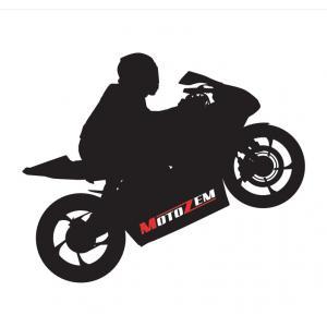 Nálepka MotoZem Sport Bike