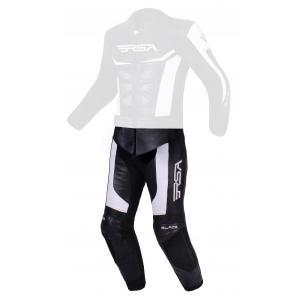 Pánské kalhoty RSA Blade černo-bílé