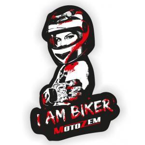 Vůně do auta MotoZem I Am Biker