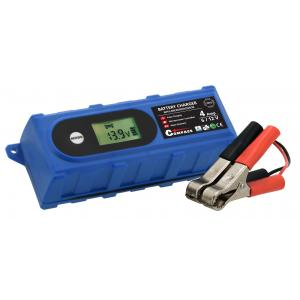 Nabíječka baterií s LCD display 6/12V 3,8 Amp