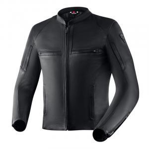 Bunda na motorku Rebelhorn Runner III černá
