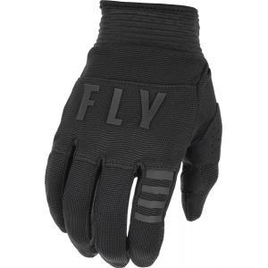 Motokrosové rukavice FLY Racing F-16 - USA 2022 černé