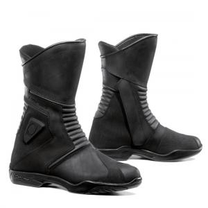 Boty na moto Forma Voyage WP černé