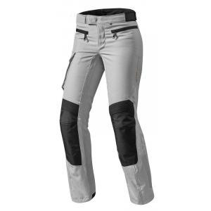 Dámské kalhoty na motorku Revit Enterprise 2 stříbrné výprodej
